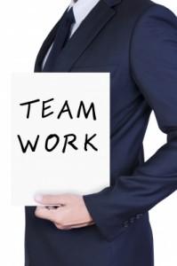 company culture - building teamwork