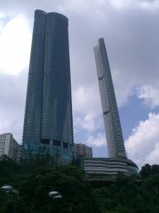 highcliff apartment tower