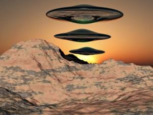 sci-fi technology - UFO
